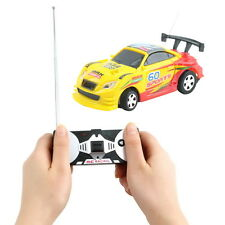 Coke Can Mini Speed RC Radio Remote Control Micro Racing Car Toy Gift New F5