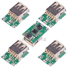 5x 5V Step-Up Module Boost Converter Battery Charging Protection Lithium Charger