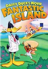 DAFFY DUCK'S MOVIE - FANTASTIC ISLAND (NEW DVD)