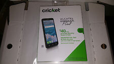 "New Alcatel OneTouch Flint 5054O Cricket 4G LTE GSM Unlocked 5.5"" HD Android 5.1"
