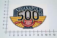 INDIANAPOLIS 500 Aufkleber Sticker Motorsport Speedway IndyCar Oldtimer V8 Mi180