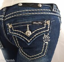 Miss Me Jeans Pants Boot Cut JS5014B58 Inseam 34 Brand New WITH Tags Size 28