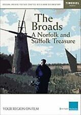The Broads - A Norfolk And Suffolk Treasure (DVD, 2012)
