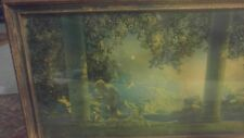 Old Maxfield Parrish Daybreak Print!