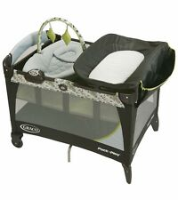 Graco Pack 'n Play Playard with Newborn Napper Station LX - Caraway Brand New!!