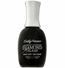 Sally Hansen Diamond Flash Fast Dry Top Coat, Clear [3482], 0.45 oz