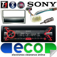 Honda Civic EP3 Sony CD MP3 USB Bluetooth iPhone Stereo Auto Argento Kit di montaggio