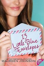 13 Little Blue Envelopes, Johnson, Maureen, Good Book