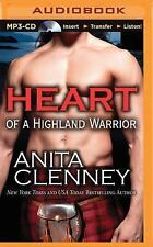 Heart of a Highland Warrior by Anita Clenney (2014, MP3 CD, Unabridged)