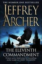 The Eleventh Commandment by Jeffrey Archer (Paperback, 2010)