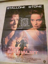 THE SPECIALIST   original poster