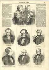 1856 Palmers Trial Sir Benjamin Brodie Dr John Jackson Dr Todd Mr Letheby