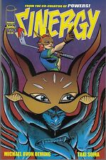 SINERGY #2 - MICHAEL AVON OEMING SCRIPTS - IMAGE COMICS - 2014