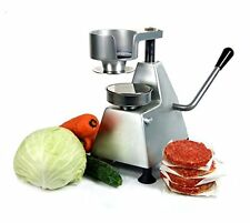 Burger Press Hamburger Meat Patty Maker Cooking-Kitchen HMG100