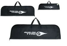 Black Avalon Archery A2 TYRO Takedown Recurve Bow Bag Padded Carry Case