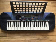 Yamaha PSR-140 Keyboard, MIDI, INCLUDES - folding keyboard stand & power adaptor