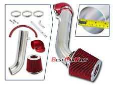 BCP RED 95-99 Eclipse/Talon 2.0L N/A Short Ram Air Intake Induction Kit + Filter