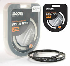 Jacobs Super slim UV Multi Coated MC filter 62mm for nikon canon sony        NEW
