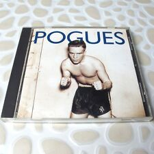 The Pogues - Peace and Love 1989 JAPAN CD 1st Press MINT 22P2-2960 #105-4
