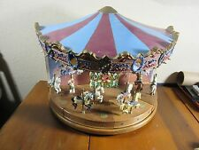 TOBIN FRALEY THE AMERICAN CAROUSEL LIMITED EDITION  LIMITED