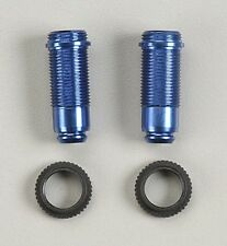 Associated 21215 Factory Team Rear Shock Bodys & Collars (2): RC18T