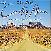Various Artists - Best Country Album in the World... Ever (1996) 2 CD {CD Album}