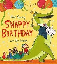Snappy Birthday, Sperring, Mark, New Book