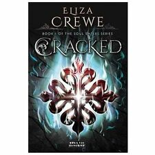 Cracked (Soul Eaters)-ExLibrary
