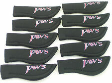 JAWS rod top cover for Calstar Seeker Conventional Spinning ROD 10 pcs Black