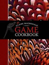 MacDonald, Claire-Claire Macdonald Game Cookbook  BOOKH NEW