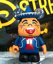 "DISNEY VINYLMATION 3"" PARK 12 MARIACHI COBRE EPCOT MEXICO PAVILION COLLECTIBLE"