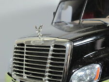 Front Hood Add-on Grill Ornament emblem Eagle Tamiya 1/14 Semi King Hauler Truck