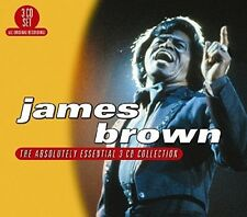 James Brown - Absolutely Essential 3 CD Collection [New CD] UK - Import