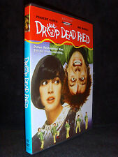 Drop Dead Fred (DVD 2003) Mint•No Scratches•Insert•USA•Out-of-Print•Phoebe Cates