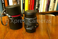 PENTAX-M SMC 150mm f3.5 TELEPHOTO PK LENS