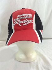 Rockwell Automation Racing Hat Adjustable Strapback Cap