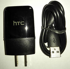 Original OEM HTC Wall Charger USA edition + USB Micro Cable HTC Desire HTC One s