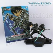 "SAO Sword Art Online Kirito FIGHTING CLIMAX 15cm/6"" PVC Figure New In Box"