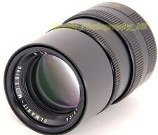 ELMARIT-M 1:2/90mm E46 LEICA Elmarit-M 90mm F2.8 Lens Made by LEITZ Germany 1995
