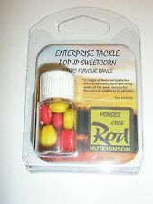 Enterprise Sweetcorn Rod Hutchinson MONSTER CRAB Red / Yellow Fishing tackle