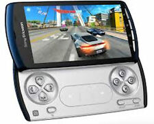 SONY ERICSSON R800 XPERIA PLAY 4G BLUE AT&T OEM BOX WIFI ANDROID