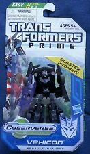 Transformers PRIME CYBERVERSE LEGION VEHICON MOSC SEALED 2011