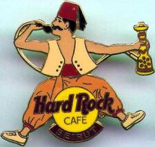 Hard Rock Cafe BEIRUT Waterpipe Smoker Abu Abid PIN - HRC Catalog #17297 HOOKAH