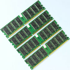 4GB 4x1GB PC2700 DDR333 Low-Density MEMORY 333mhz 184pin desktop ram