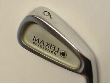Maxfli Revolution 6 Iron Dynamic Gold S300 Steel Shaft