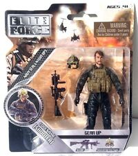 Elite Force code name [Shooter] Navy Seals Night Ops BBI blue box Action Figure