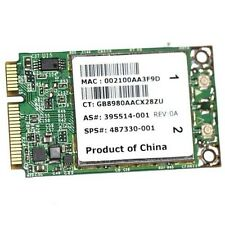 HP 487330-001 395514-001 Broadcom BCM94322MC BCM4322 Wireless Wifi N Card WLAN