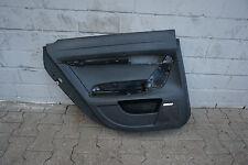 Audi A6 4F Paneles de puerta trasero derecha 4F0867305 Cubierta Negro BOSE