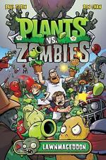 Plants Vs Zombies - Lawnmageddon (2013) - Used - Trade Cloth (Hardcover)