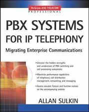 PBX Systems for IP Telephony by Allan Sulkin (2002, Paperback)